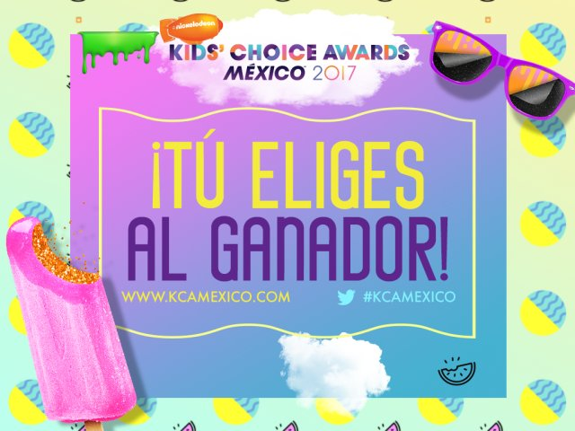 We Bare Bears Nomination Finalist Nickelodeon Kids Choice Awards Mexico 2017