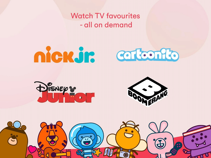 Virgin Media Launches Kids TV App Features Boomerang And Cartoonito Shows
