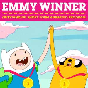 Adventure Time Emmy 2017