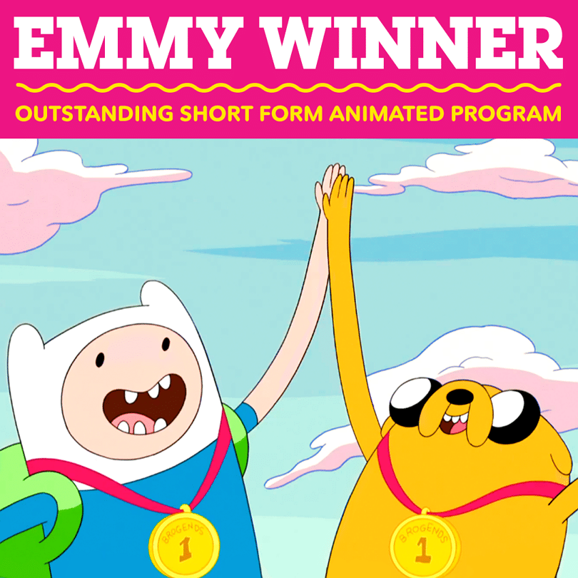 Adventure Time Wins 2017 Creative Arts Emmy For Outstanding Short Form Animated Program