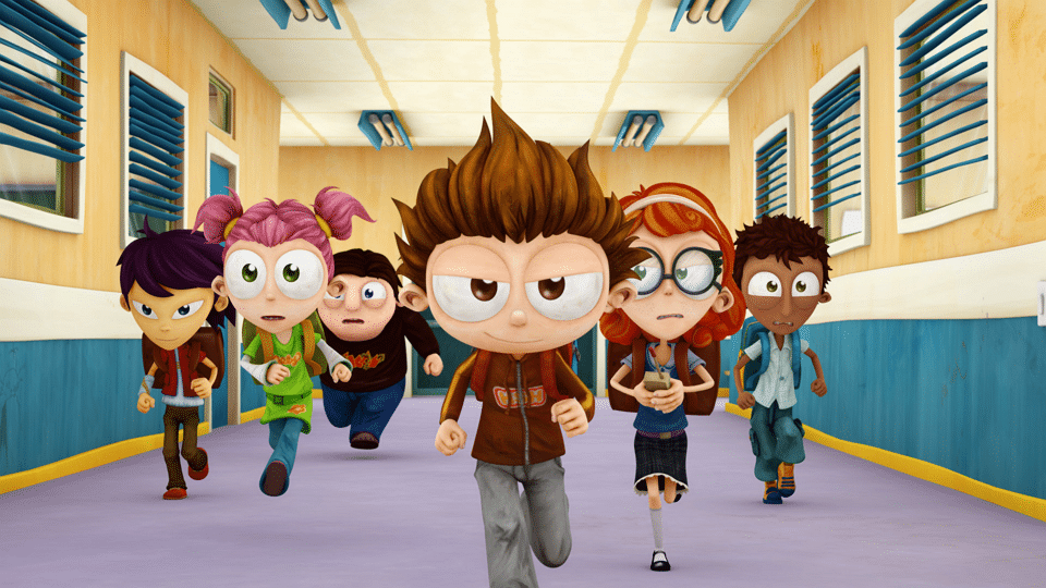 Angelo Rules Season Four Coming Soon To Cartoon Network Feeds In EMEA And Asia-Pacific