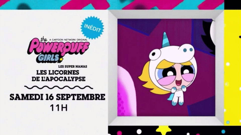Cartoon Network France Rebranded Today 4th September