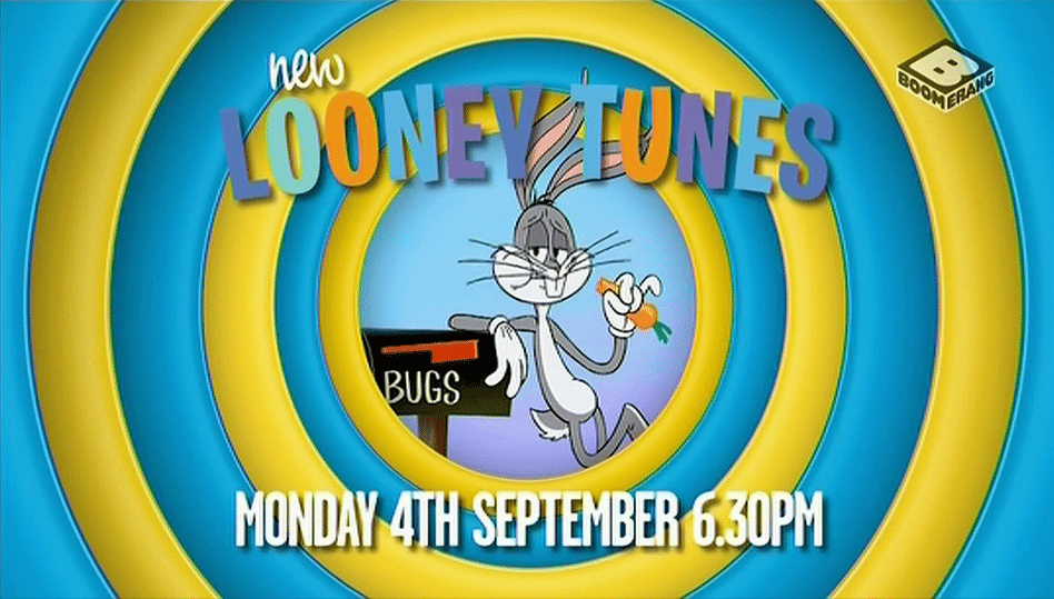 Boomerang UK New Looney Tunes New Episodes Starts Tomorrow 4th September