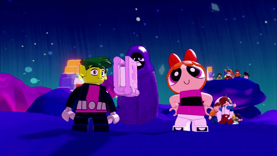 Teen Titans Go! And The Powerpuff Girls Lego Dimensions Toys Now Available In Stores