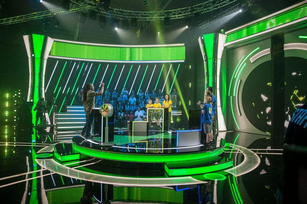 Ben 10 Challenge New Show Premieres On Cartoon Network UK This Friday 13th October