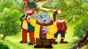 Boomerang USA Wind In The Willows