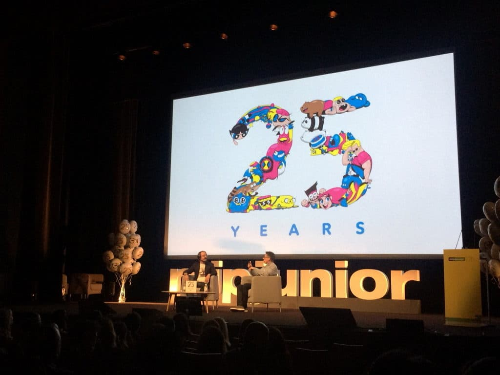 Cartoon Network MIPJunior 25th Anniversary
