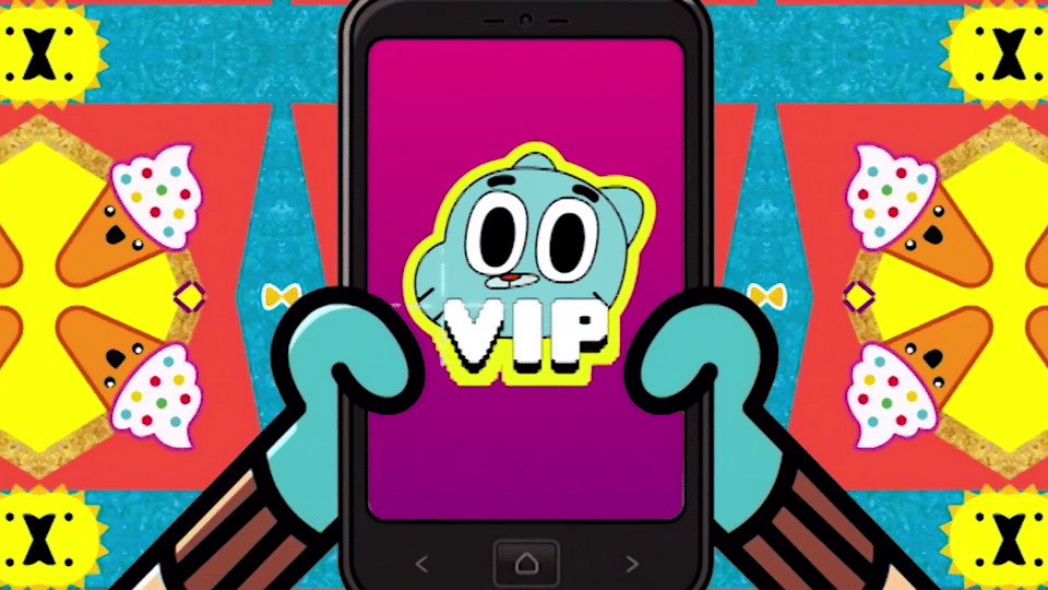 Cartoon Network EMEA's Gumball VIP App To Rollout Internationally