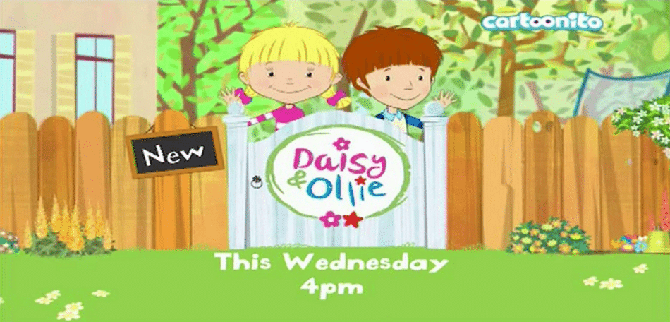 Daisy And Ollie New Show Premieres On Cartoonito UK On 1st November