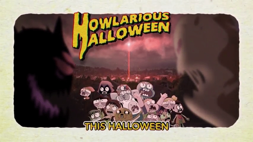 Halloween 2017 On Cartoon Network Worldwide Overview