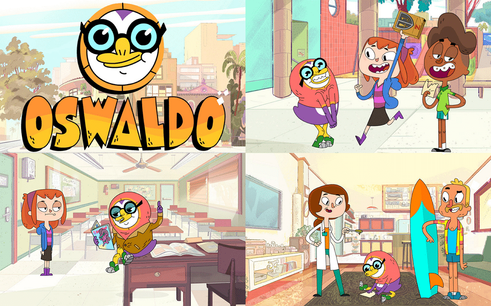 Oswaldo Now Available For International Distribution In English