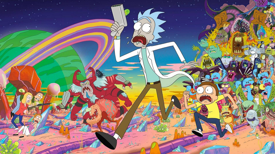 Cartoon Network Enterprises EMEA Announces More Rick And Morty Merchandise Partners