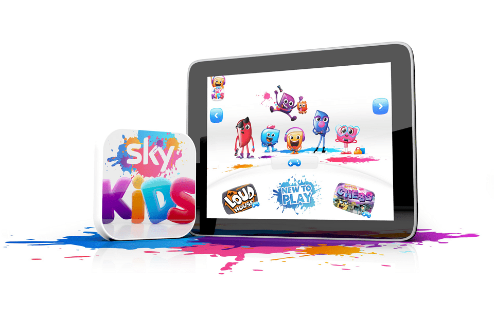 Sky Kids App New Games Section Featuring More Cartoon Network And Boomerang Games Coming Soon