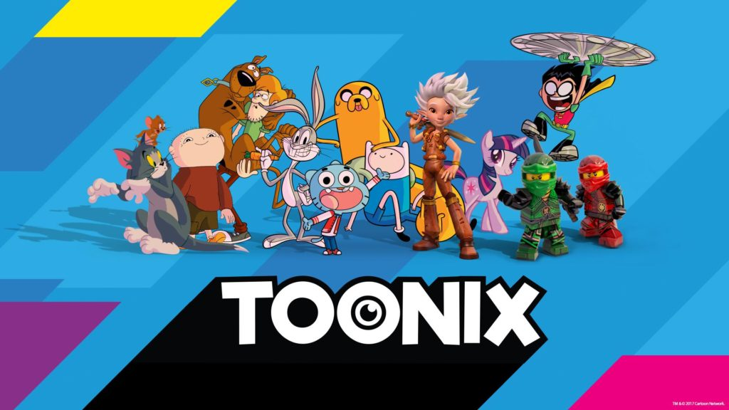 Cartoon Network Nordic And HBO Launch Toonix Kids VOD Service
