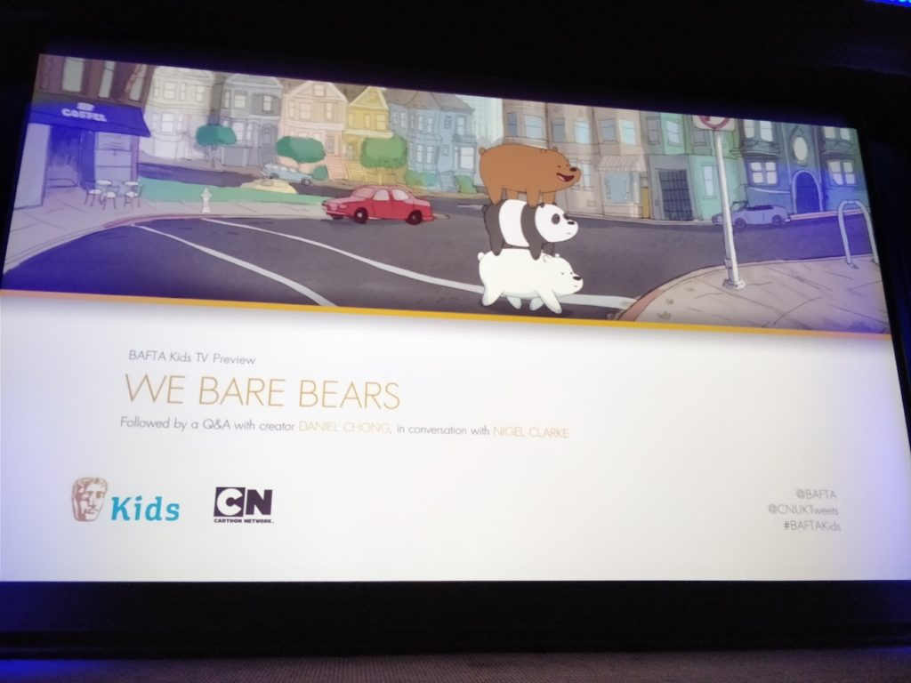 Special Report We Bare Bears Screening In London