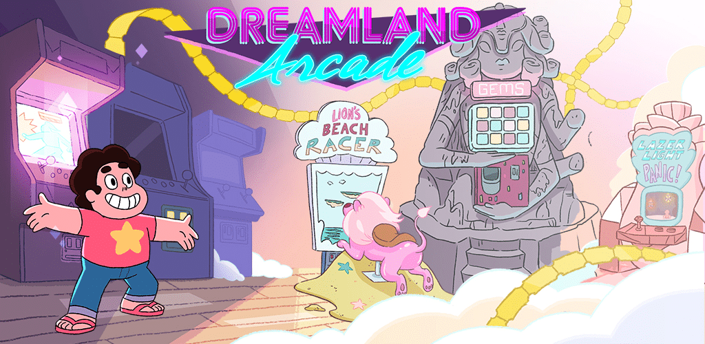Cartoon Network USA Weekly Look Ahead Week Of 13th November 2017 New Steven Universe Dreamland Arcade Mobile Game And New Ben 10 Omni-Tricked Special