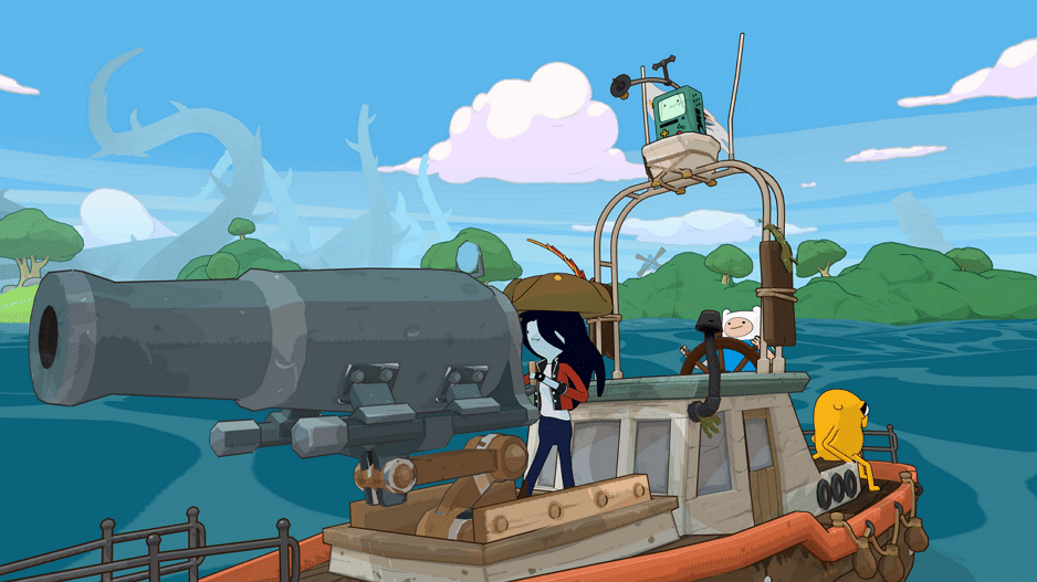 Adventure Time: Pirates Of The Enchiridion A New Console And PC Game Coming Spring 2018