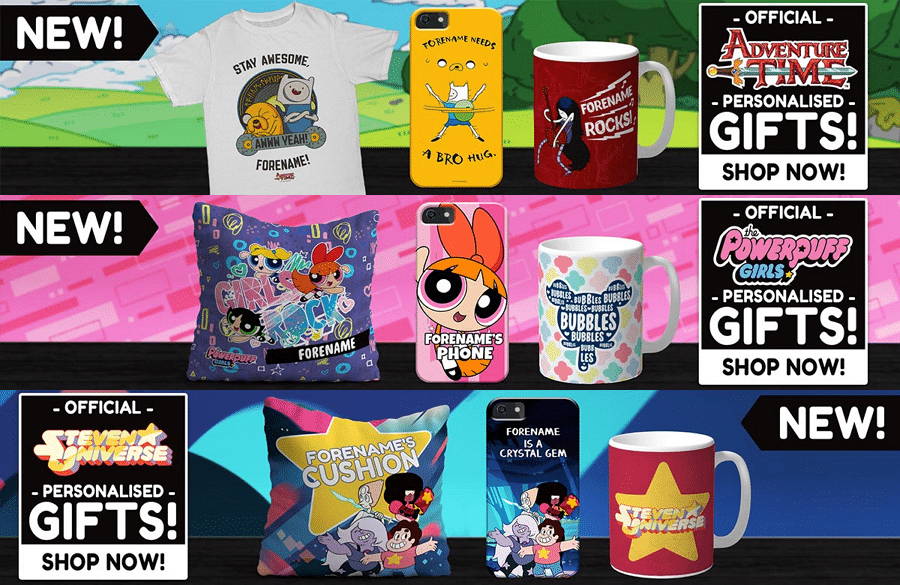 Cartoon Network Enterprises EMEA Partners With Watermelon To Launch Personalised CN Merchandise Online Store