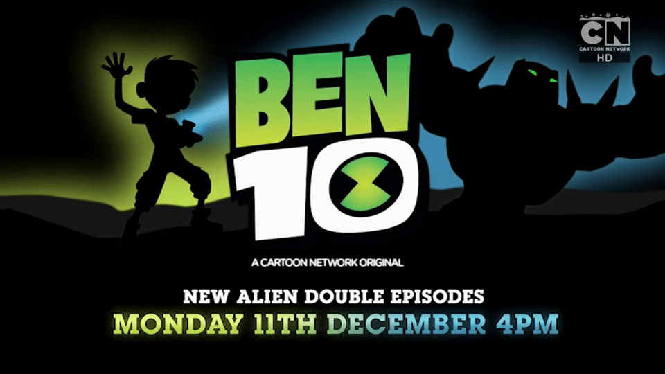 Cartoon Network UK Ben 10: The 11th Alien Special Airs Monday 11th December
