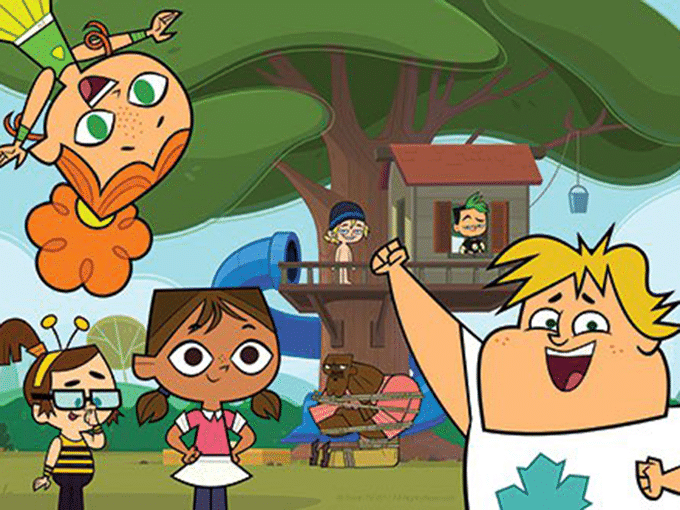Total Drama Daycare New Total Drama Series Coming To Cartoon Network USA In 2018