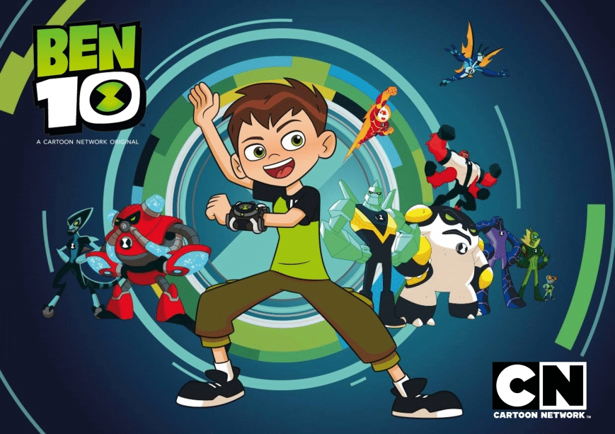 Cartoon Network EMEA Gets Ben 10 Broadcasting Licence