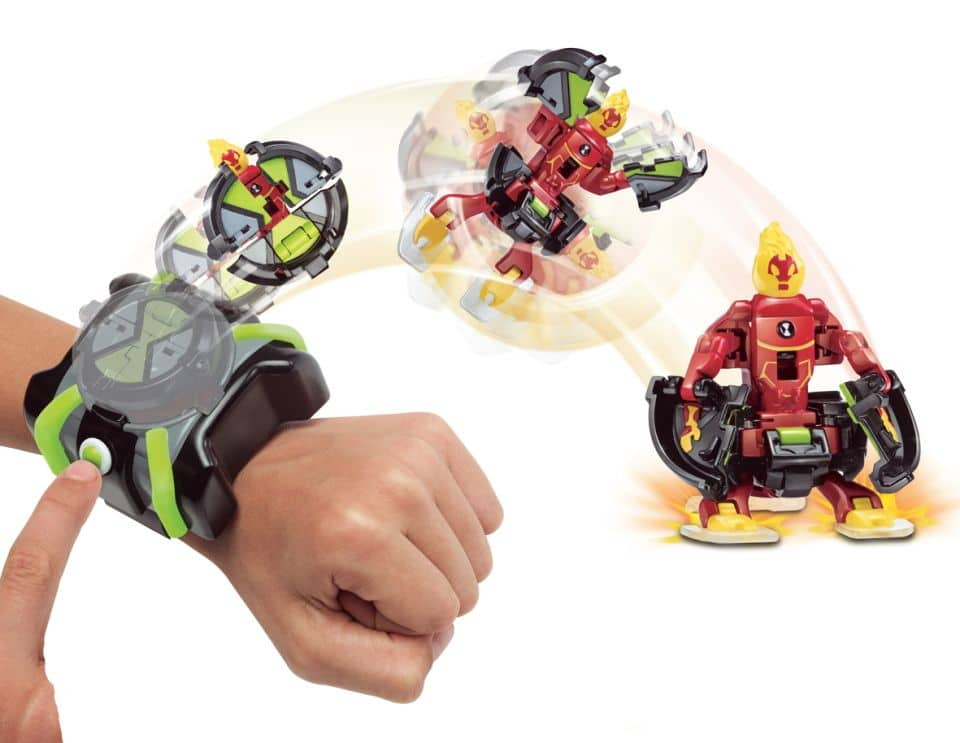 Ben 10 Toys Wave Two Coming Soon From Playmates Toys