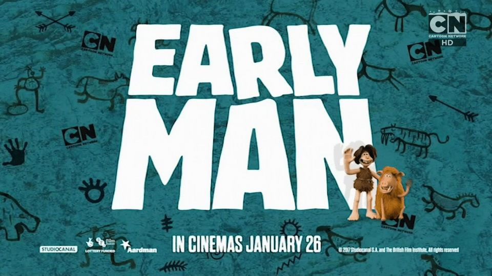 Cartoon Network UK Early Man Competition