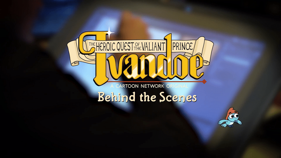 Behind The Scenes: The Heroic Quest Of The Valiant Prince Ivandoe