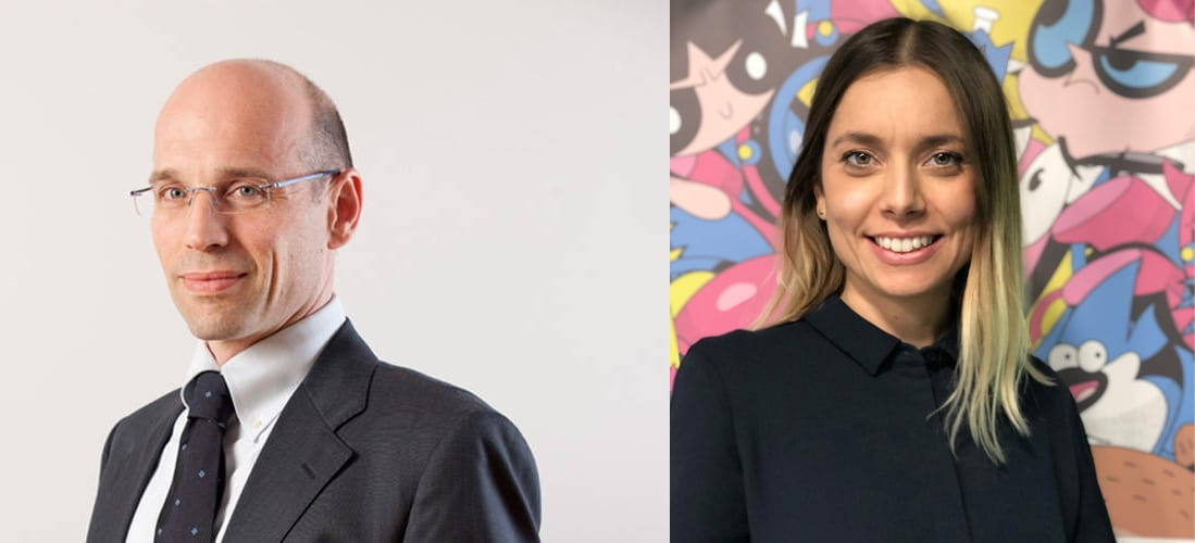 Marco Berardi The New General Manager Of Turner Italy, Alice Fedele Promoted To Content Director Of Turner Italye