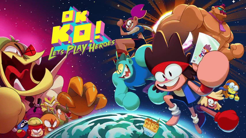 OK K.O.! Let's Play Heroes Video Game To Be Released 23rd January