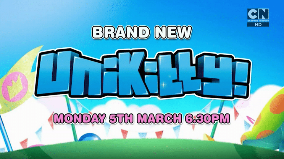 Cartoon Network UK New Show Unikitty! Premieres Tomorrow 5th March 2018