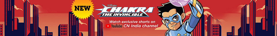 Cartoon Network India's Digital Series Stan Lee's Chakra: The Invincible