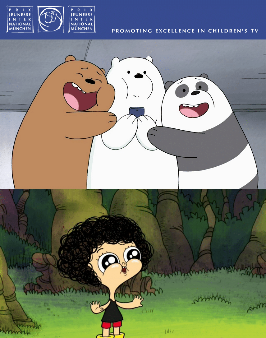 Cartoon Network's We Bare Bears And Jorel's Brother Announced As Prix Jeunesse International 2018 Finalists