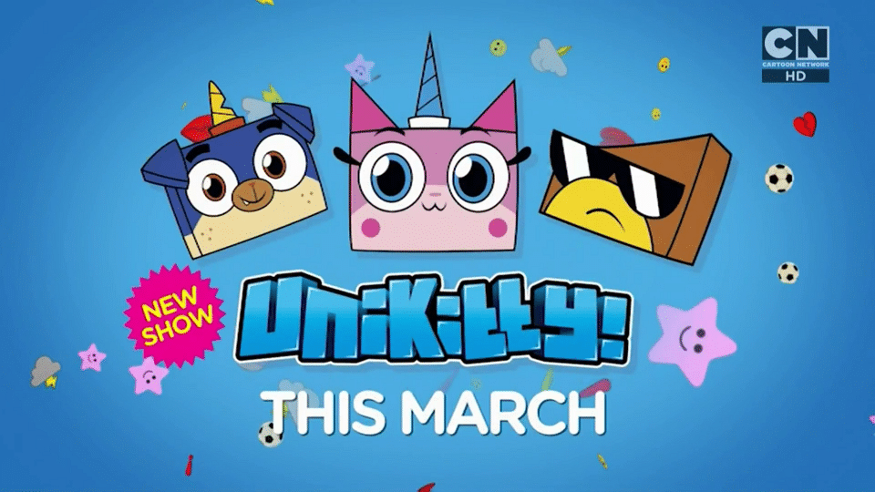 Cartoon Network UK Unikitty New Show Coming In March