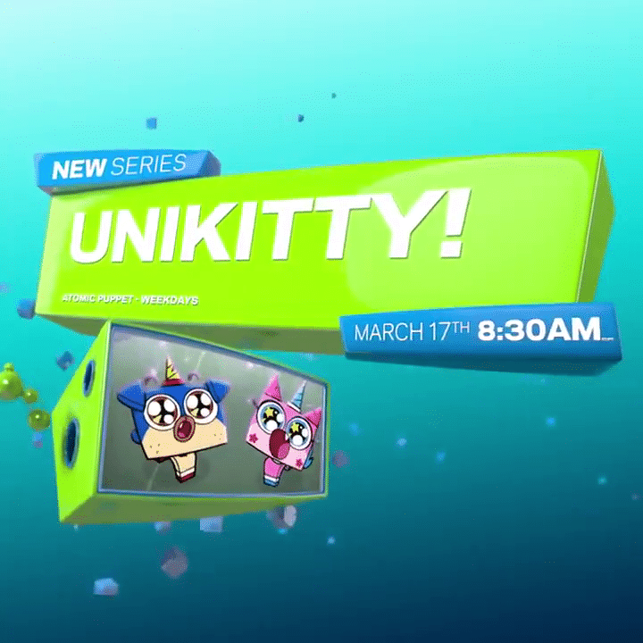 New Show Unikitty! Premieres On Teletoon Canada On 17th March