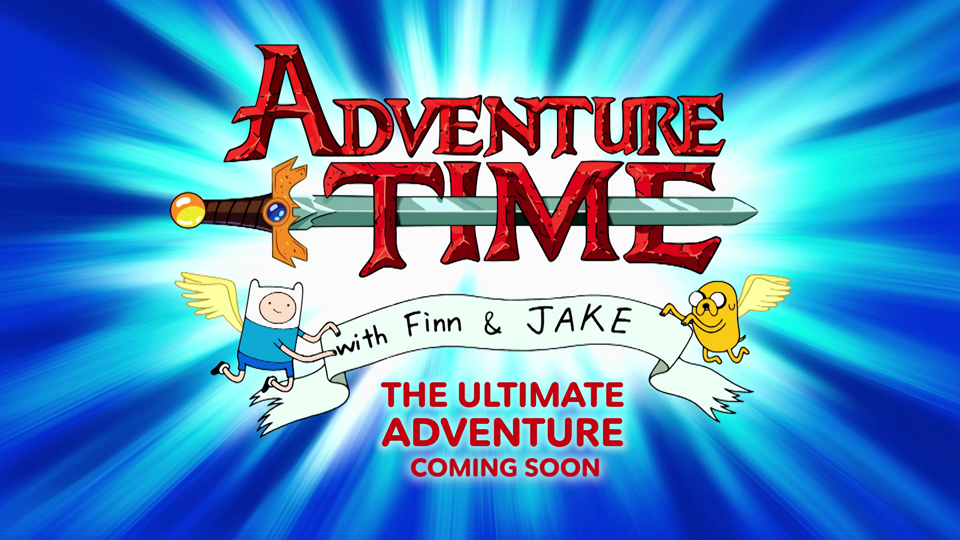 Adventure Time Finale: The Ultimate Adventure Coming Soon To Cartoon Network USA