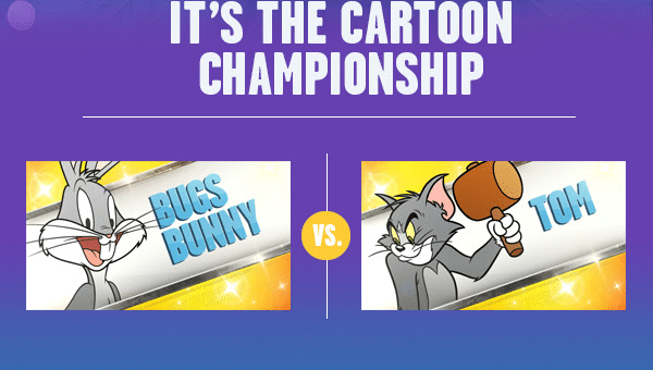 Boomerang USA Best Cartoon Bracket Cartoon Championship