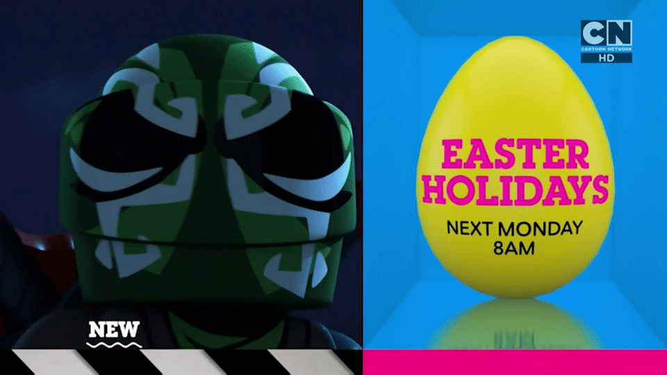 Cartoon Network UK Easter Holidays 2018 Starts 2nd April