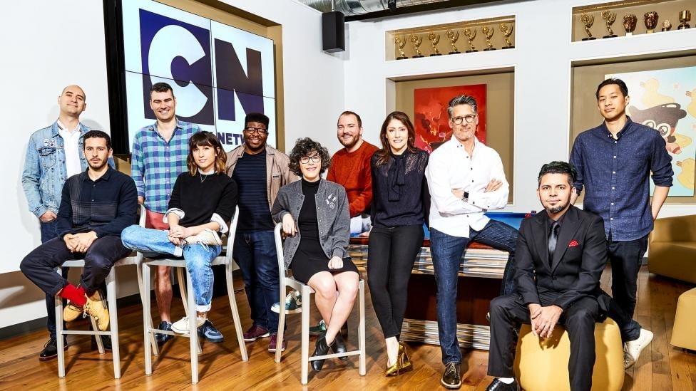 Cartoon Network's New Talent And Interview With Nicole Rivera, Director Of Development At Cartoon Network Studios