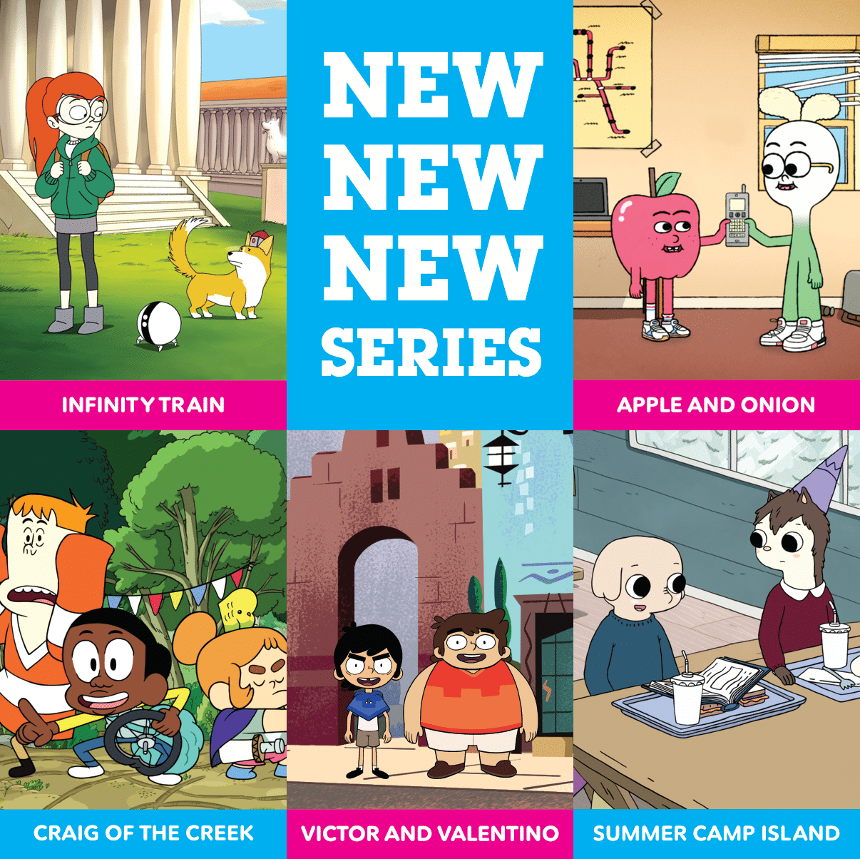 Cartoon Network USA 2018-2019 Upfront: Cartoon Network's Largest Programming Slate Ever: New Shows, New Episodes and New Digital Content