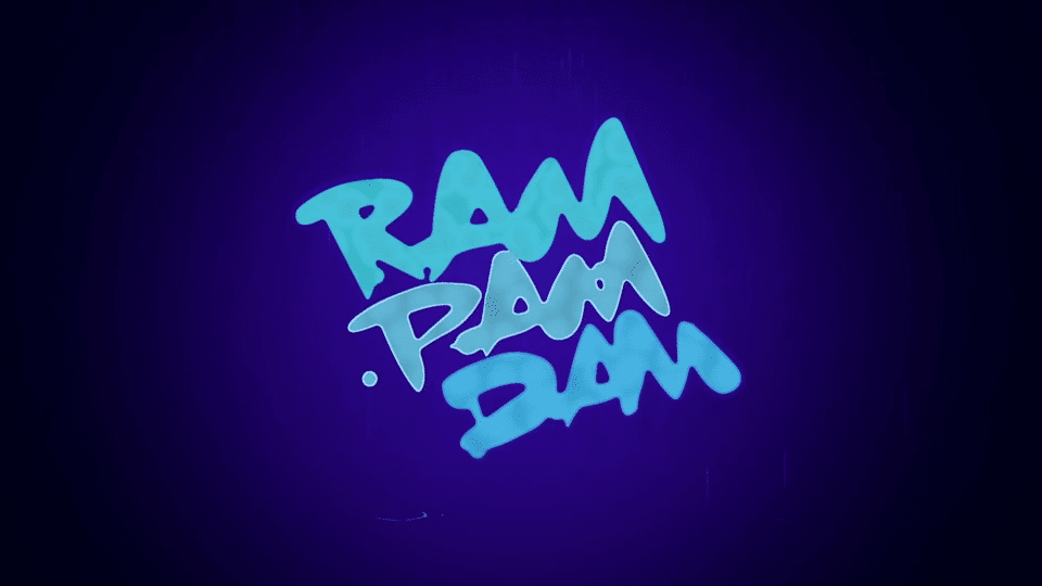 Ram Pam Dam Animated Short Now On YouTube