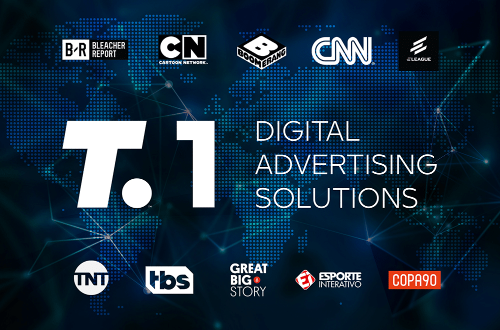 Cartoon Network's Owners Turner Launches T1 Digital Advertising Sales Division