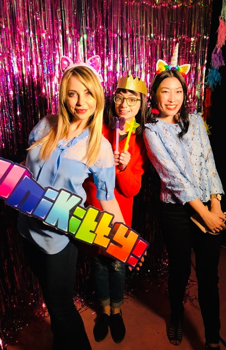 Unikitty! Premiere Party 1st March 2018