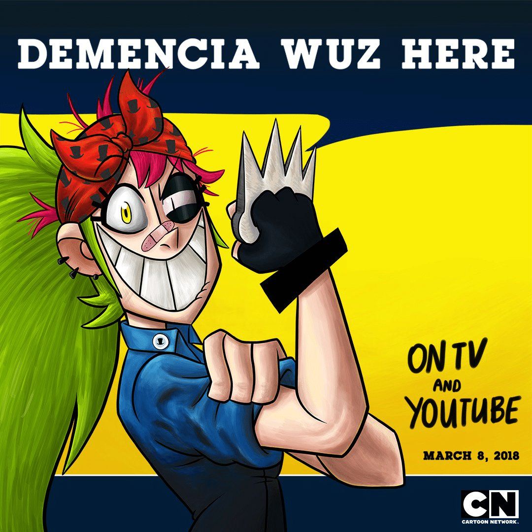 Brand New Villainous Episode Demencia Wuz Here