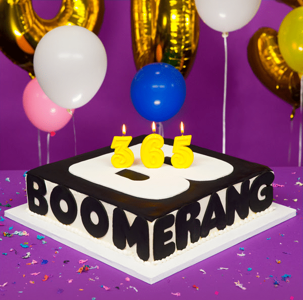 Boomerang USA 365 Days Of New Episodes