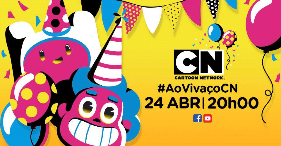 Cartoon Network Brazil YouTube And Facebook Live Cartoon Artists Special With Jorel's Brother Creator Juliano Enrico 24th April