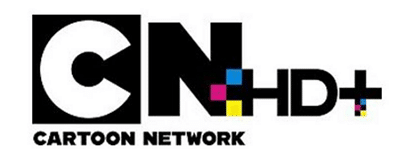 Cartoon Network HD+ Logo