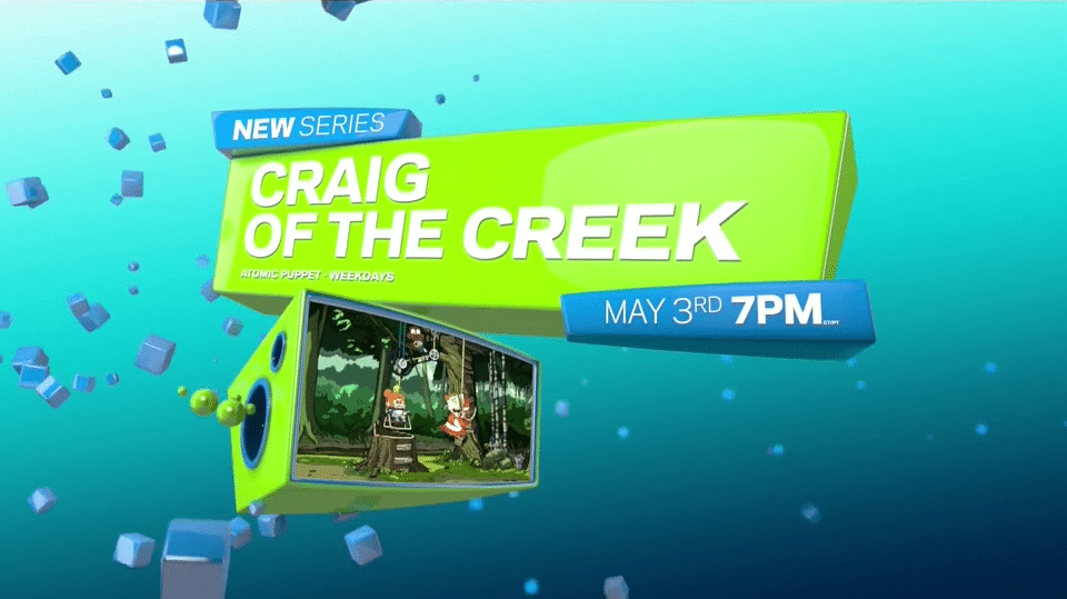 Craig Of The Creek Premieres On Teletoon Canada On Thursday 3rd May