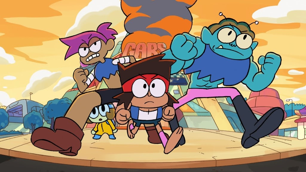 OK K.O. CN USA Digital Buzz 02/04/2018