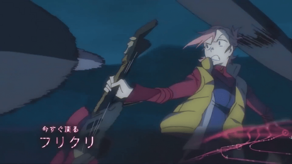 Toonami USA's 2018 April Fools' Joke Japanese Audio And The First Episode (Subbed) Of FLCL Alternative